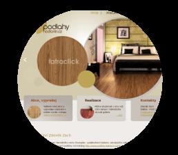 webdesign, logo podlahy Hodonin