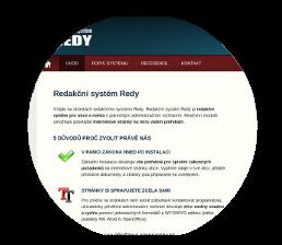webdesign REDY