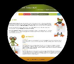 webdesign ZS Sirotkova